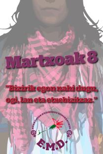 Cartel MDM - Euskera (1)