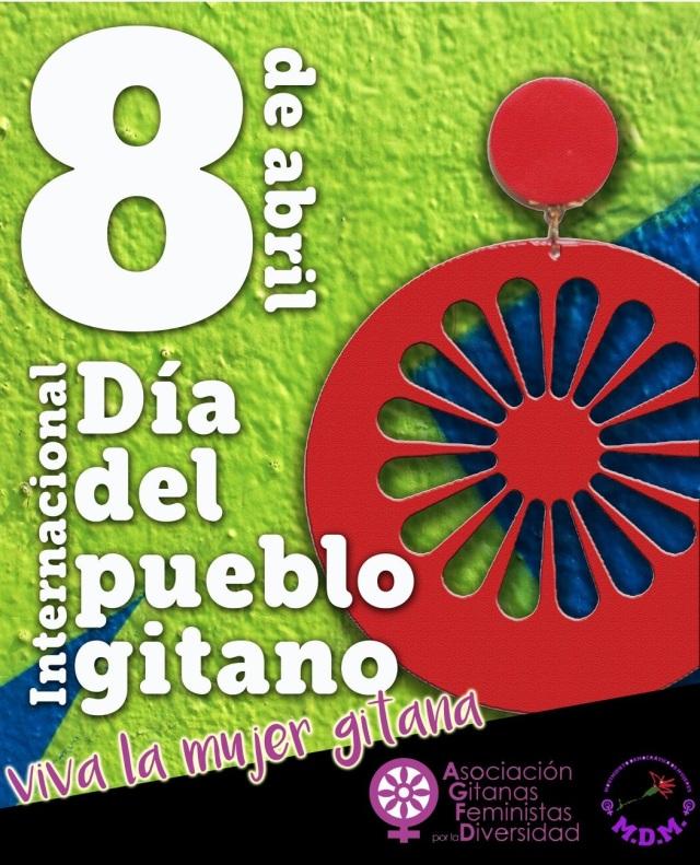 8 abril dia del pueblo gitano