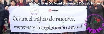 30 julio- dia mundial contra la trata personas